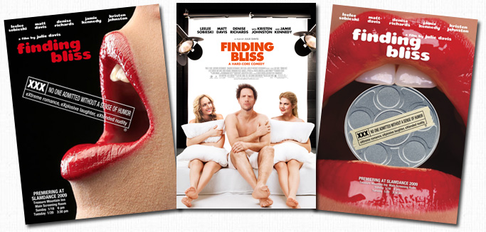 Finding Bliss the movie